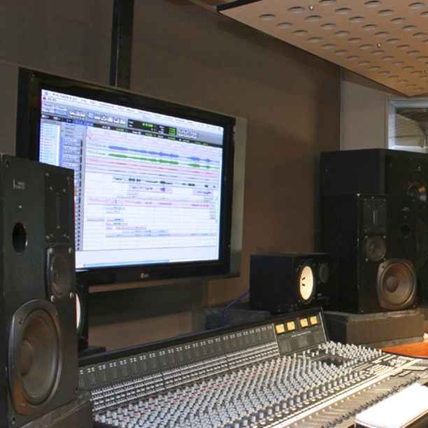 The change maker: the Premises, solar panelled recording studio