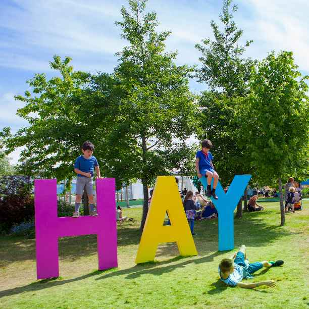 Five must-see events at Hay Festival 2019