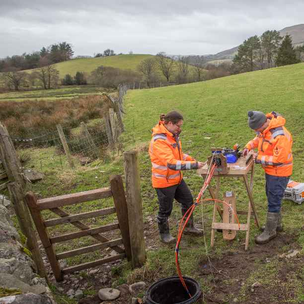 From grassroots to gigabits: broadband to empower rural communities