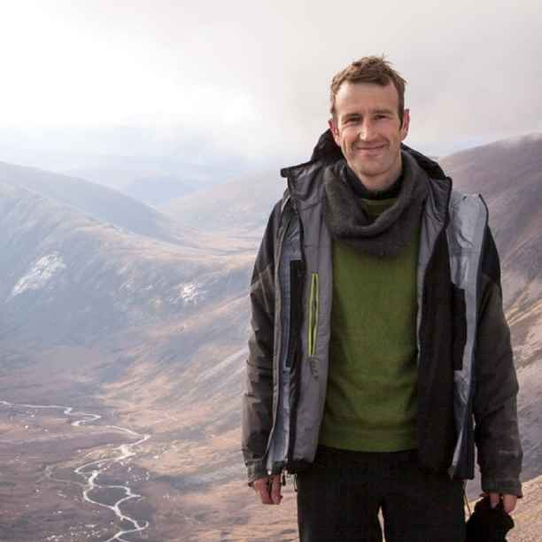 Q&A with Robert Macfarlane