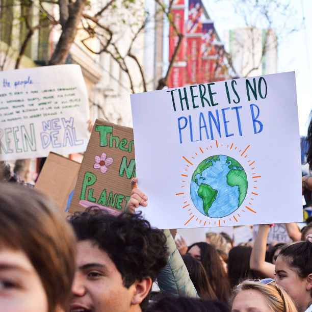 If we could all change one thing in 2020 to protect the environment what should it be?