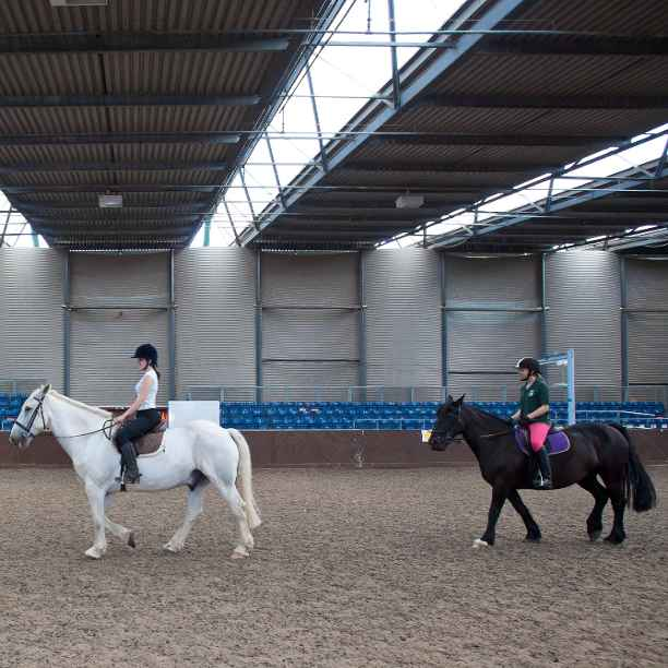The change maker: Avon Riding Centre for the Disabled