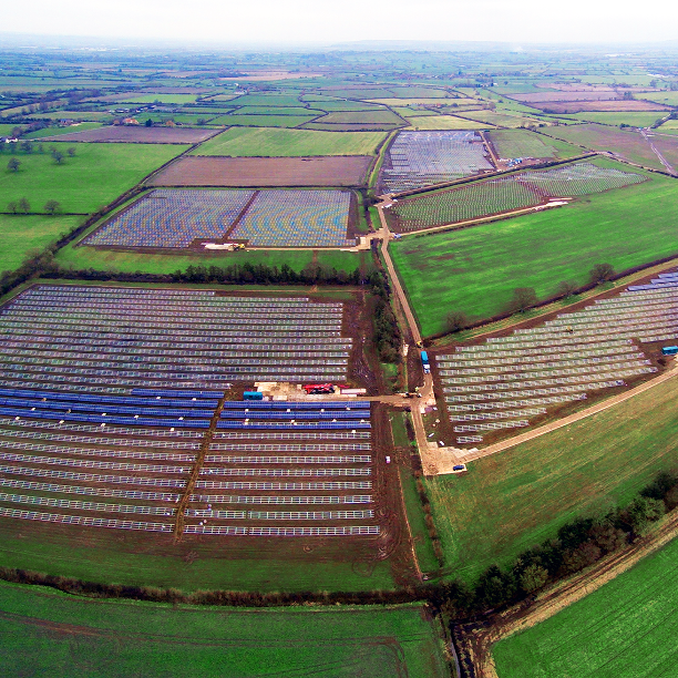 Stokes Marsh Solar Farm, Gamma Solutions