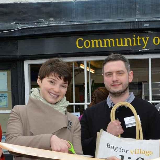 Triodos loan helps village save local shop