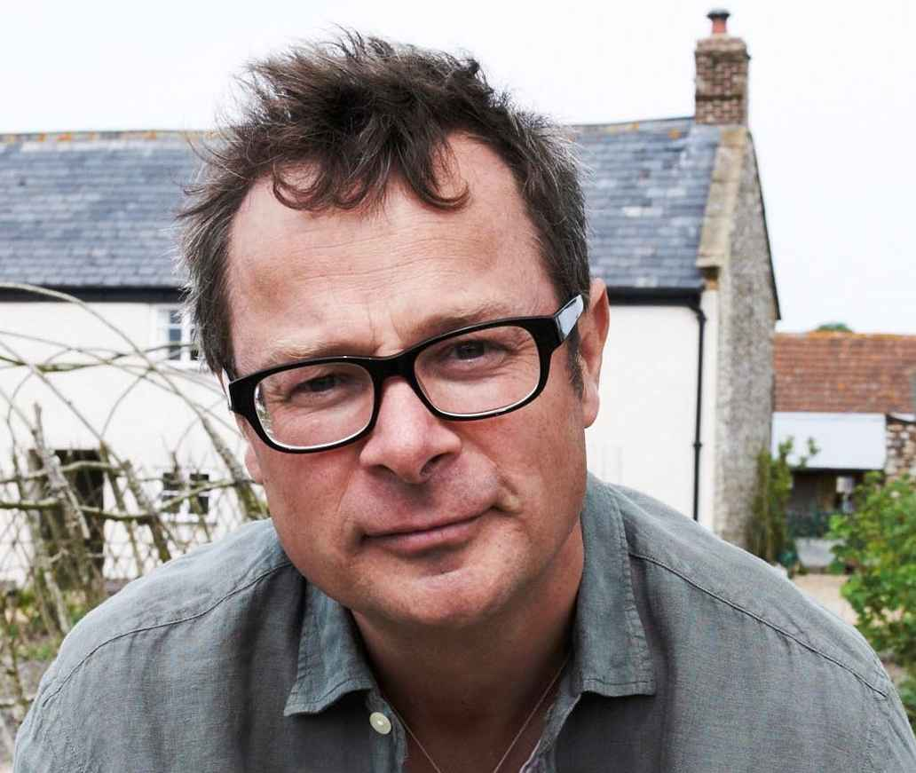 Hugh Fearnley-Whittingstall, TV chef, sustainability champion and owner of River Cottage