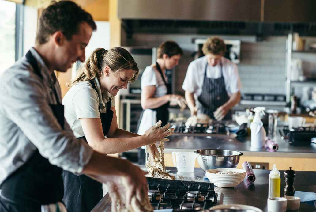 The River Cottage Cookery School