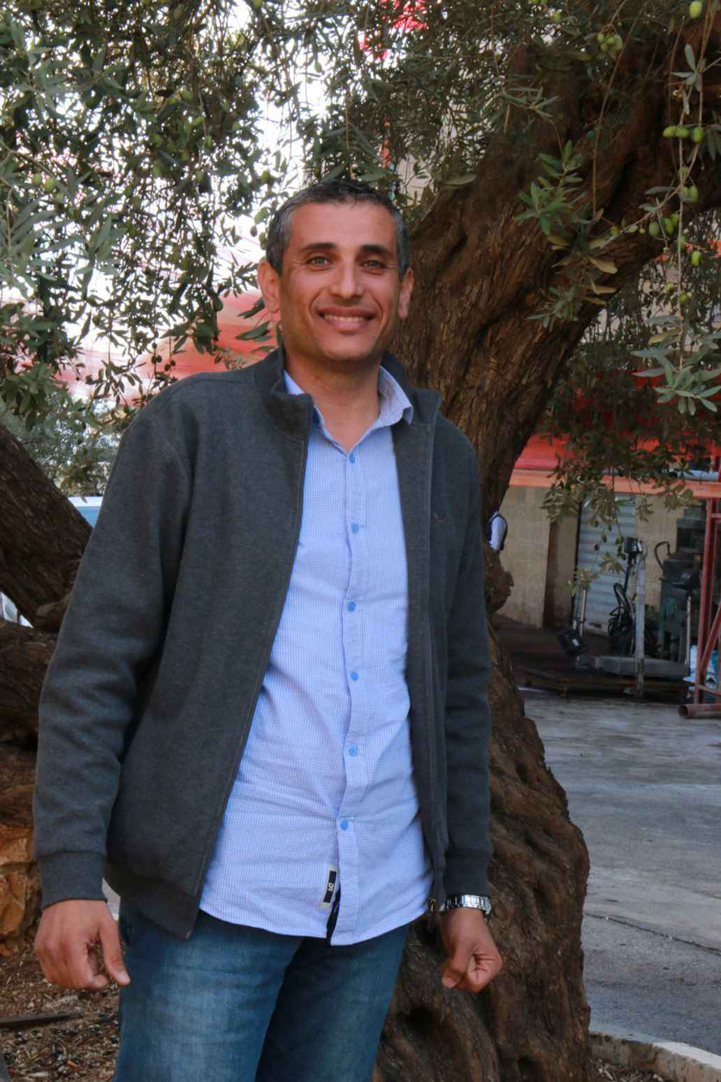 Mohammed Ruzzi, Palestinian Fair Trade Association