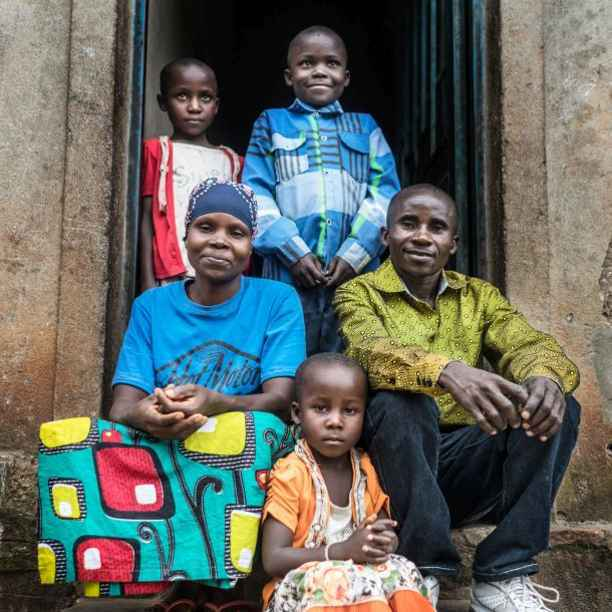 Working in Burundi